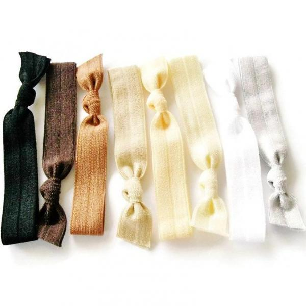 Hair Ties, Classic Ombre Naturals